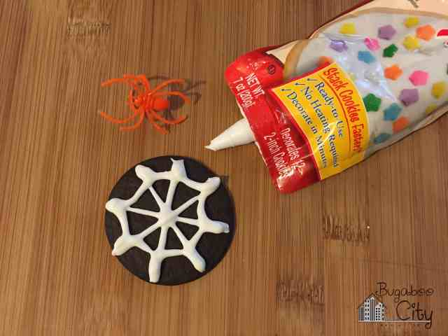 Halloween Spider Cookie!