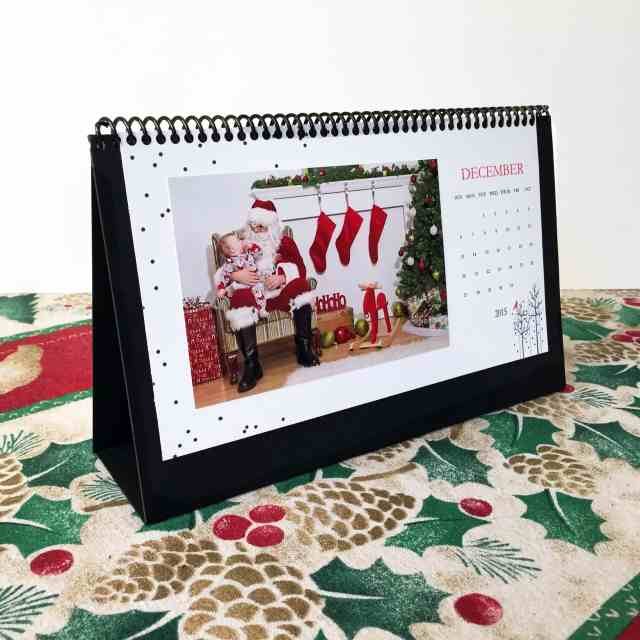 DIY Desktop Calendar Tutorial
