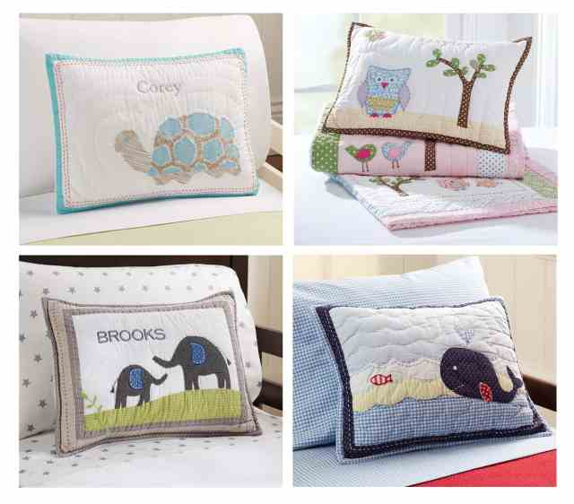 Pottery Barn Kids Decorative Pillows