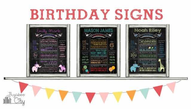 BirthdaySigns