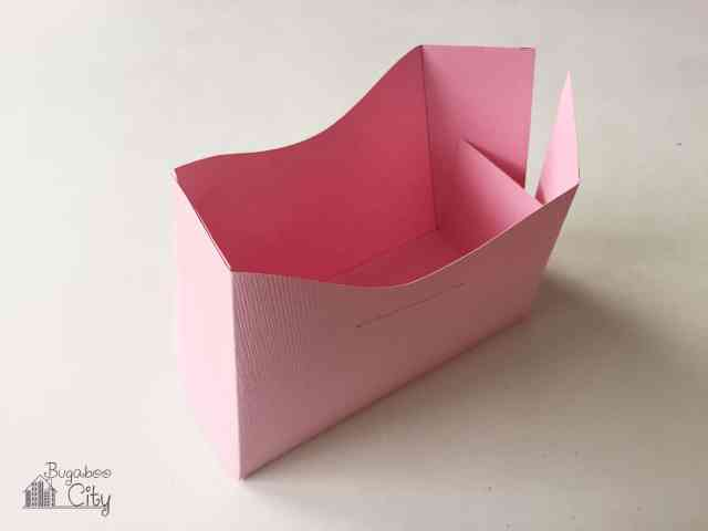 Bachelorette Party Favor: Paper Purse