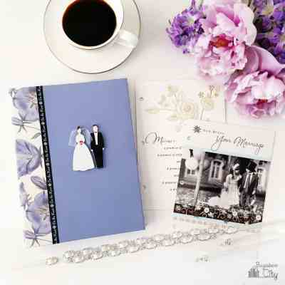 Wedding Card Book