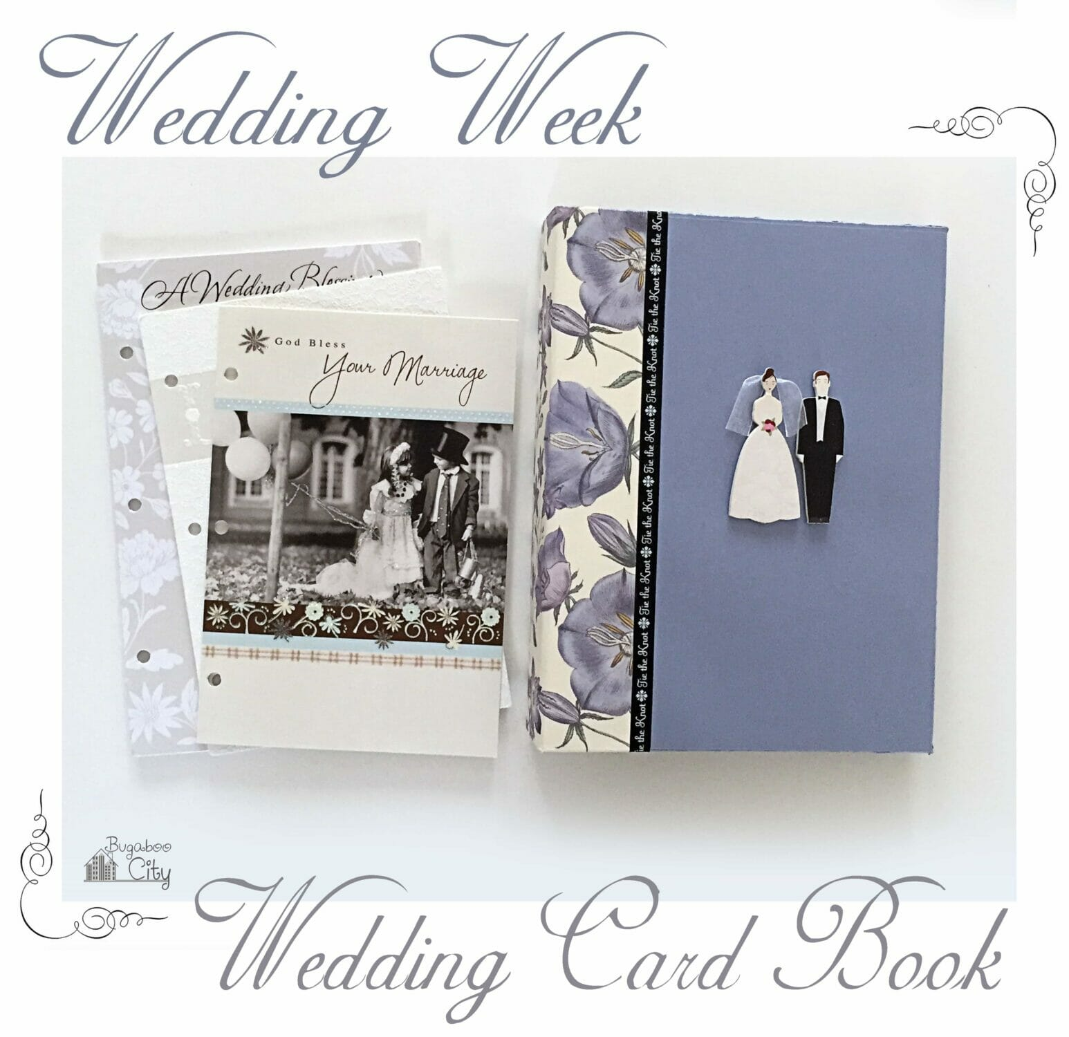 Wedding Card Book Bugaboocity