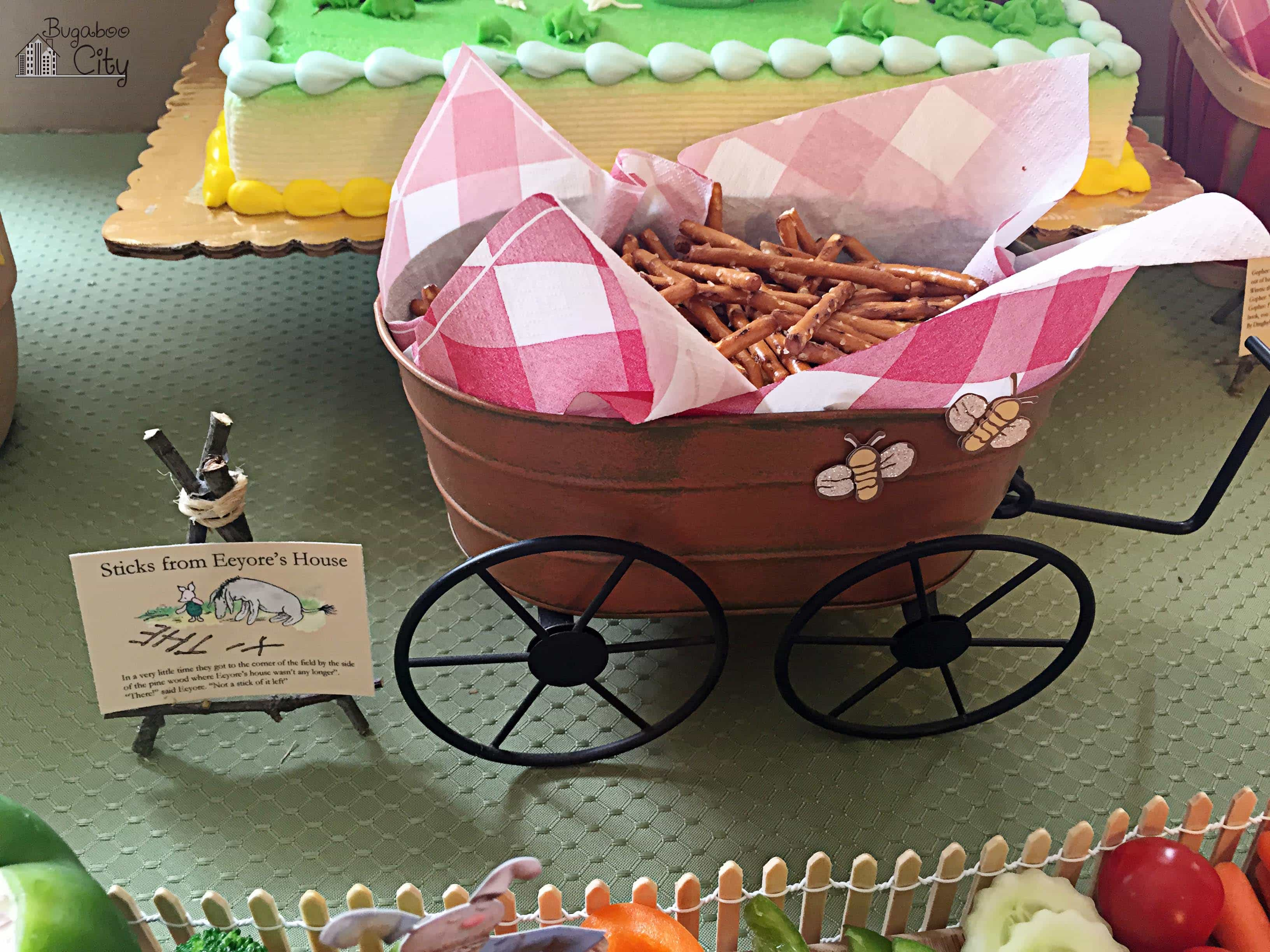 Winnie the Pooh Party Food Ideas - BugabooCity