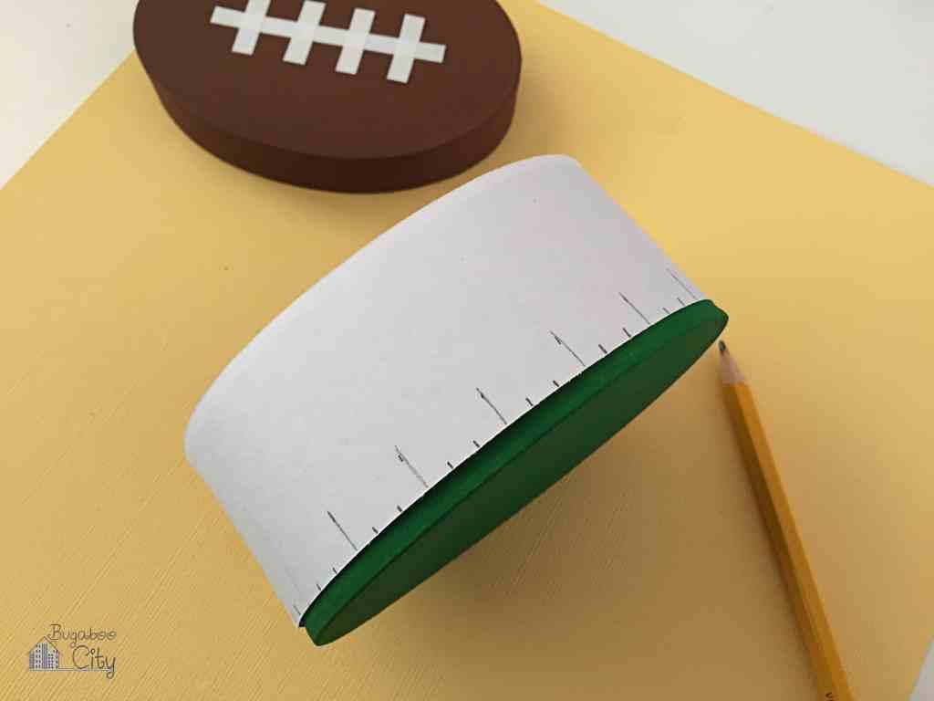 Football Treat Box