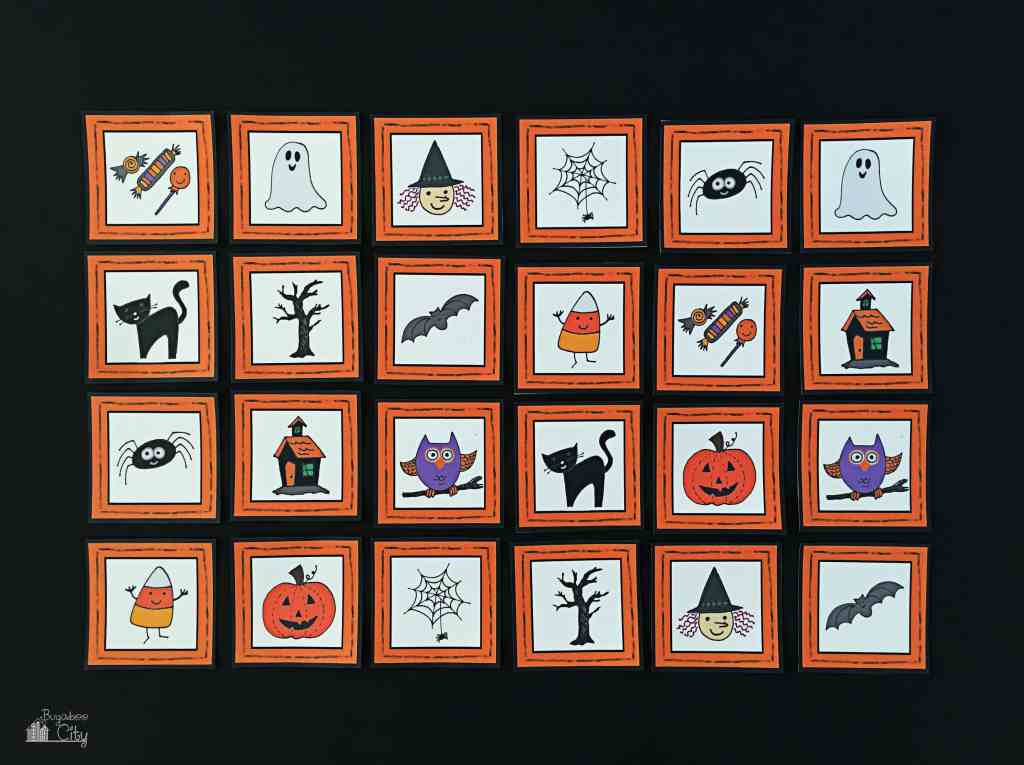 Free Printable Halloween Activities for Toddlers