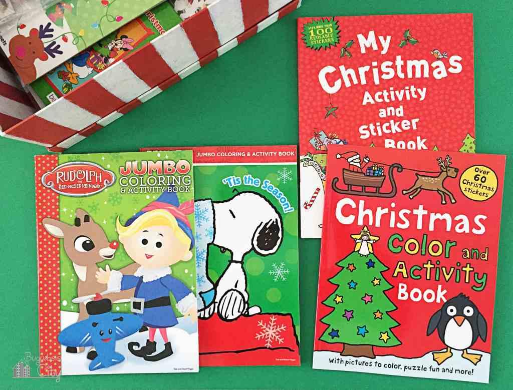 Kid's Holiday Activity Gift Box 2