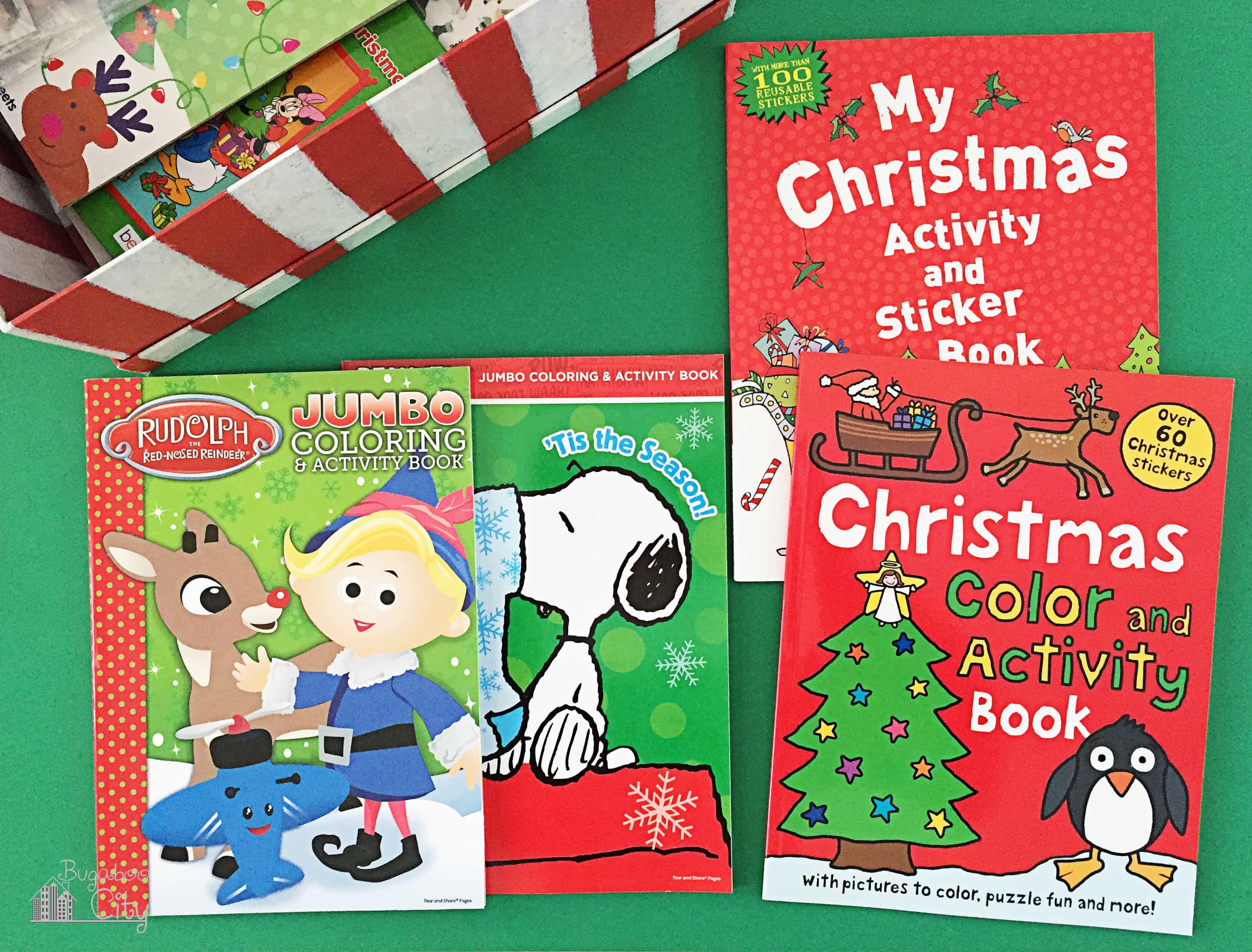 Kid\'s Holiday Activity Gift Box - BugabooCity