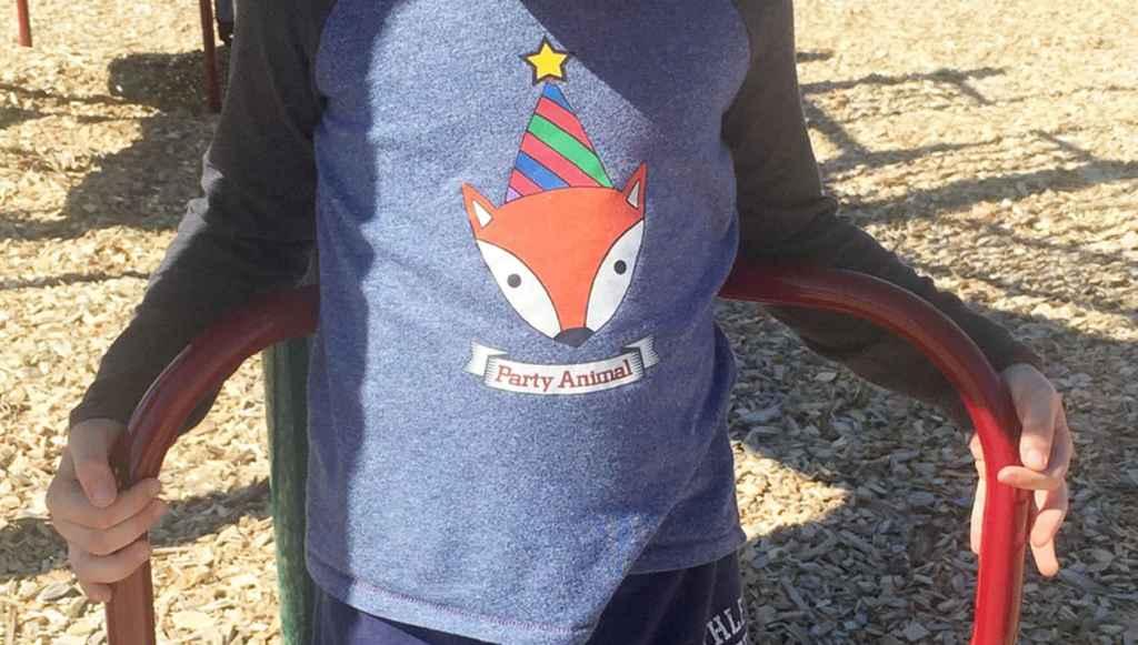 DIY Party Animal Shirt
