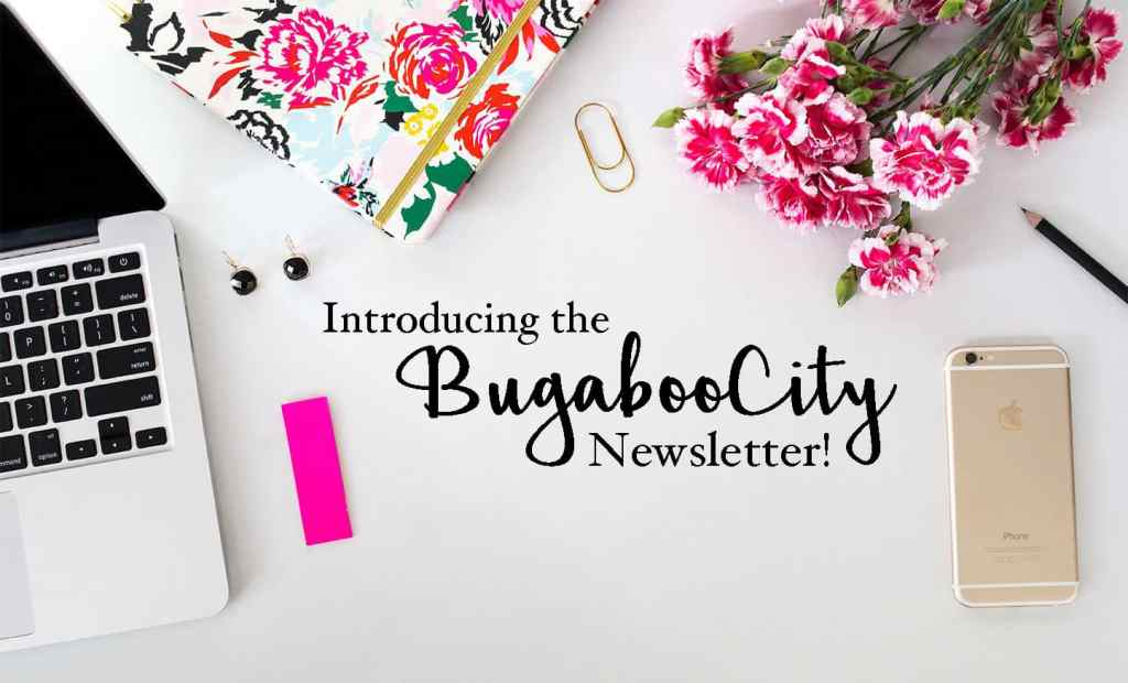 BugabooCity Newsletter