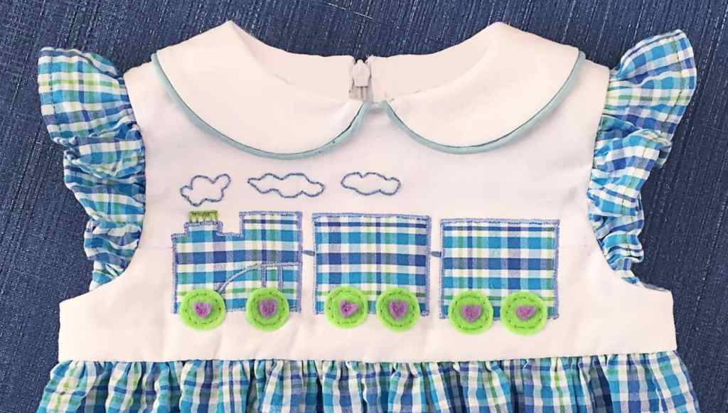 Train Dress Featured Image