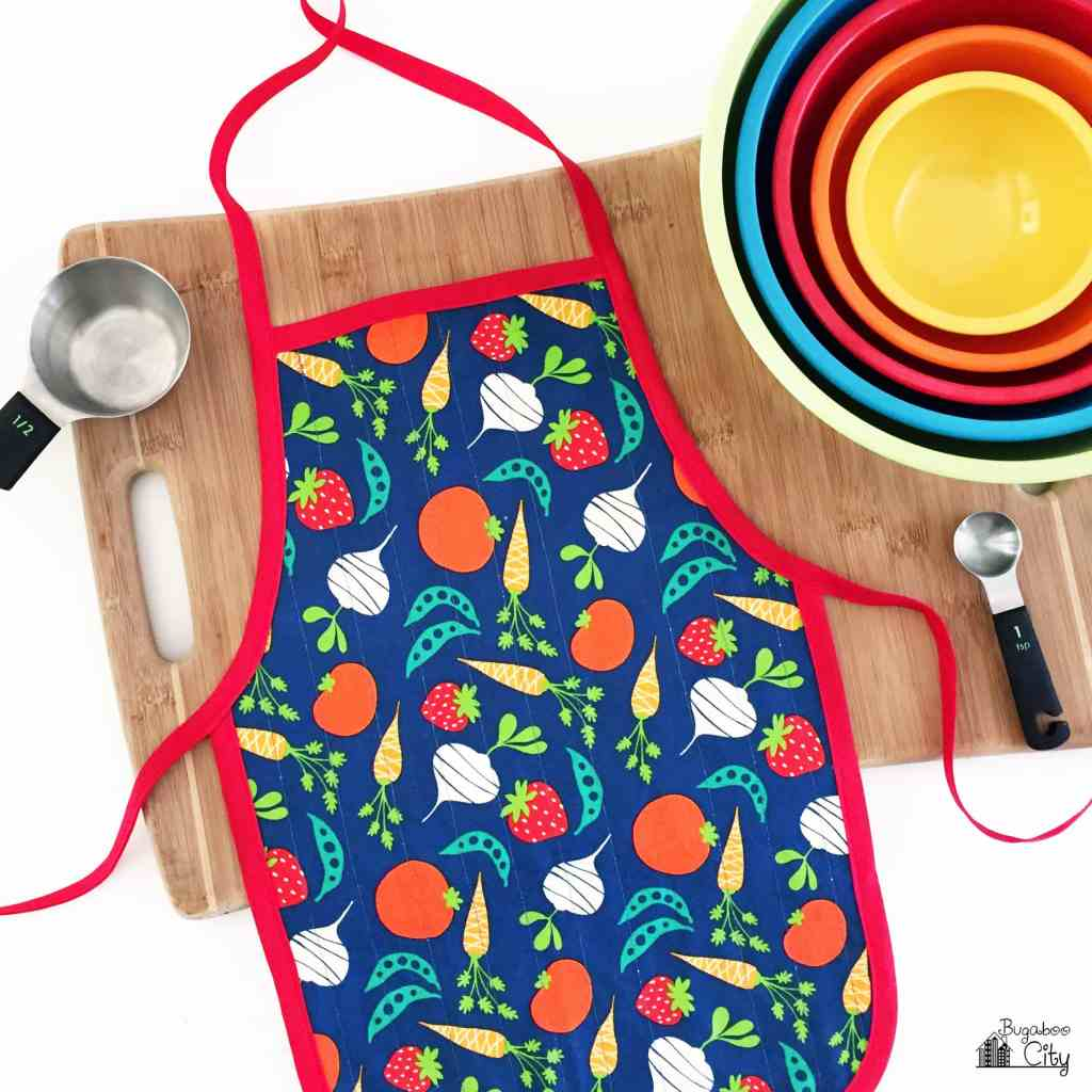 DIY Children's Apron