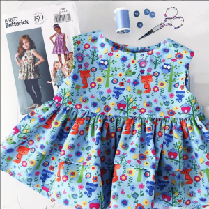 Sewing for Toddler Girls