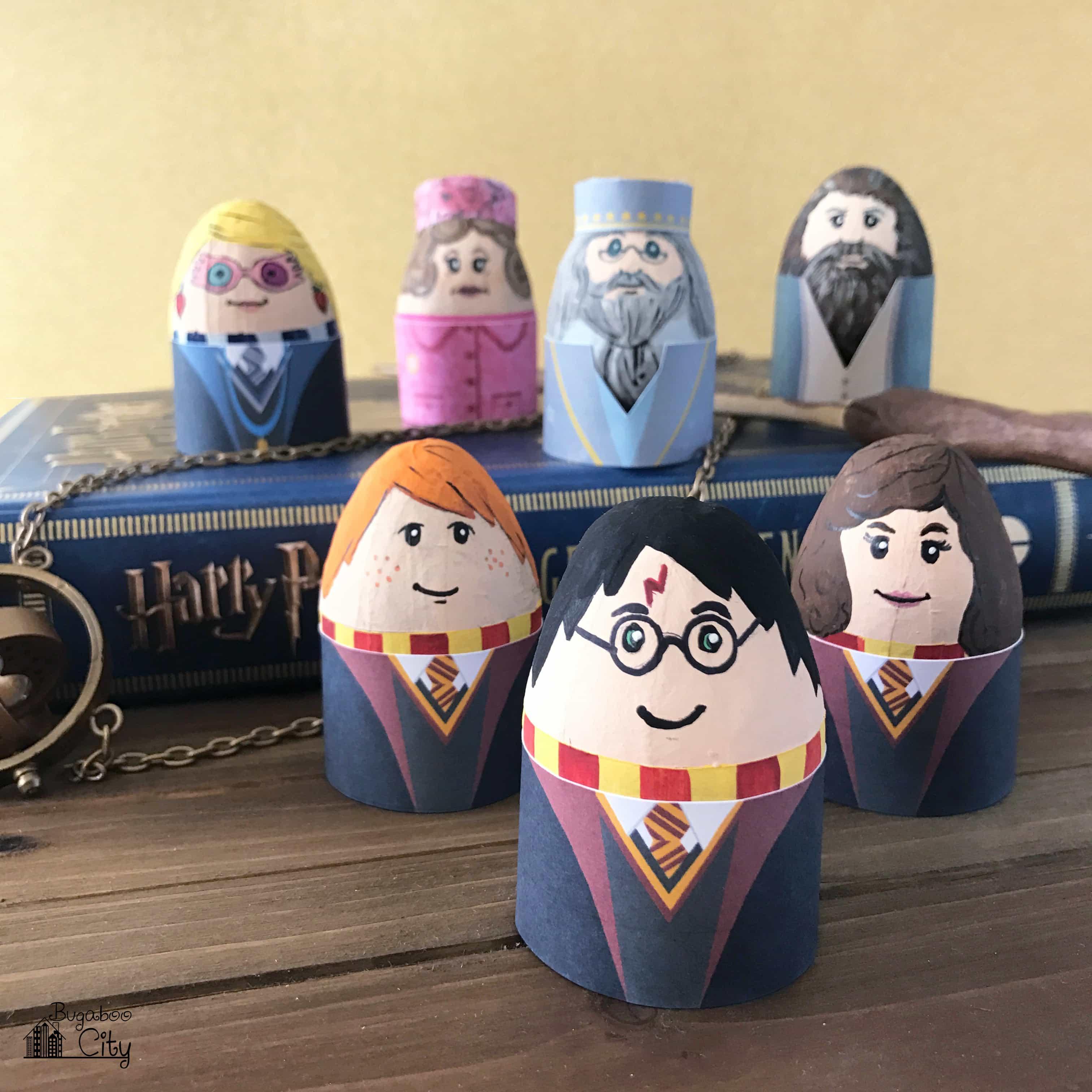 Harry Potter Easter Eggs BugabooCity