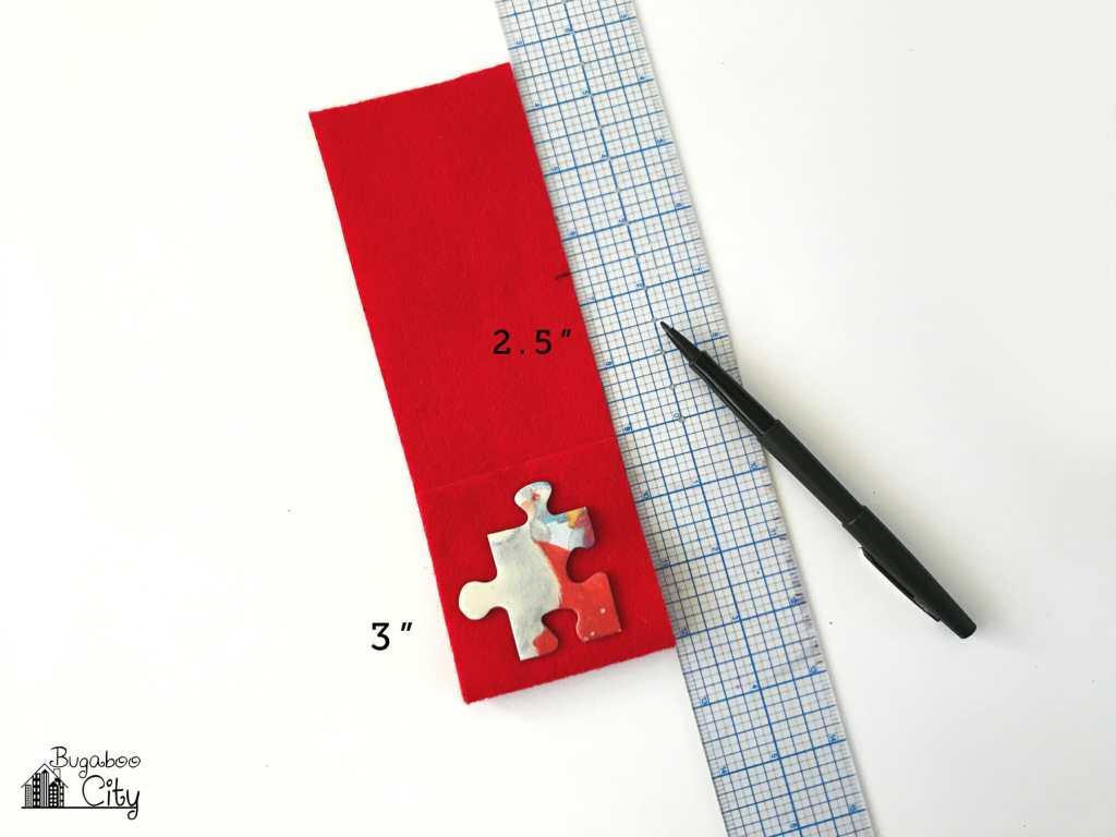 DIY Puzzle Advent Calendar for Kids