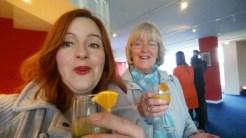 My mum and I