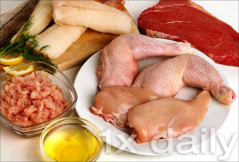 various_lean_proteins