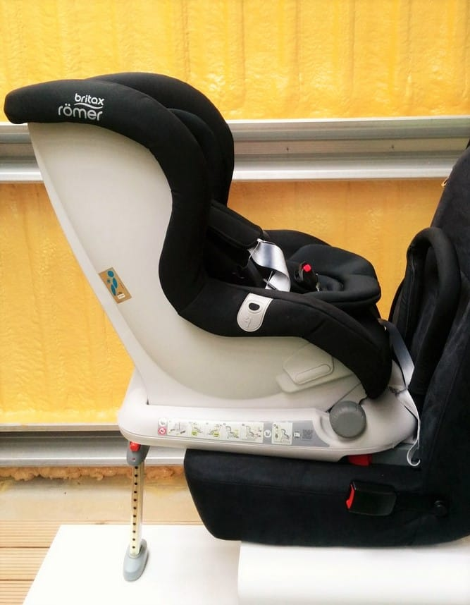 Straps Seat First Safety Car