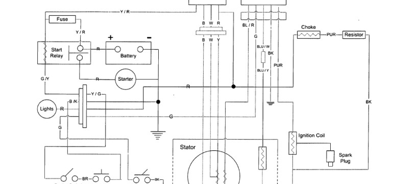 Kandi Go Kart Engine Diagram