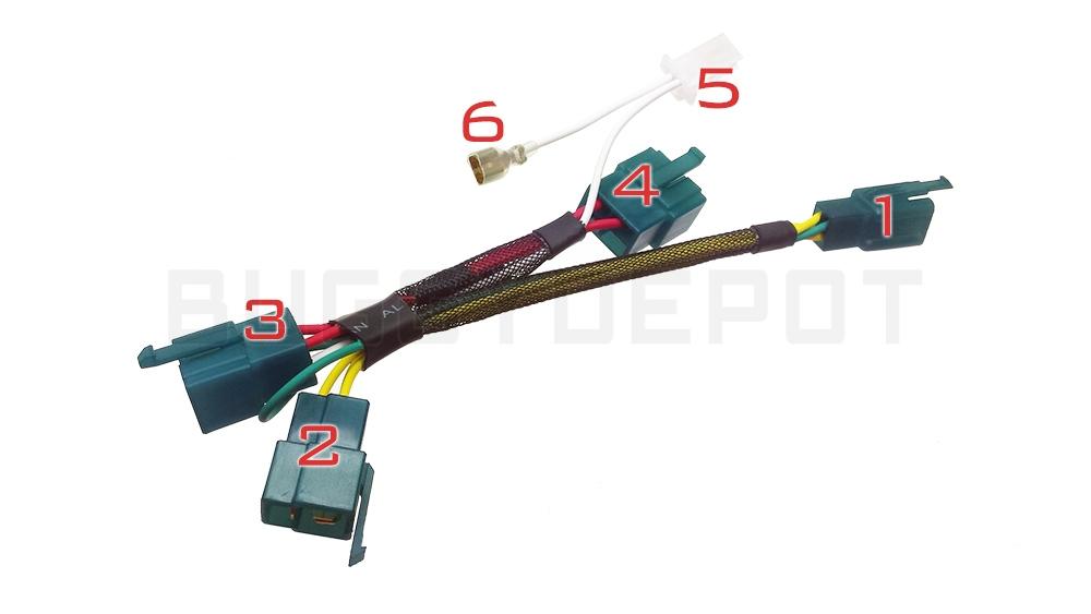 152qmi Gy6 Wiring Harness Diagram Diagram – Gy6 Stator Wiring Diagram