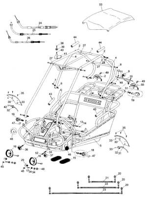 CHINESE ATV WIRING DIAGRAM 500  Auto Electrical Wiring Diagram