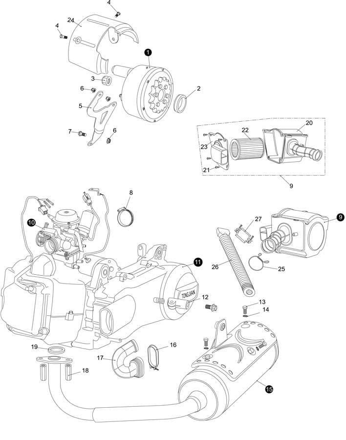 Diagram Electrical Wiring Diagram 250cc Dune Buggy Diagram Schematic