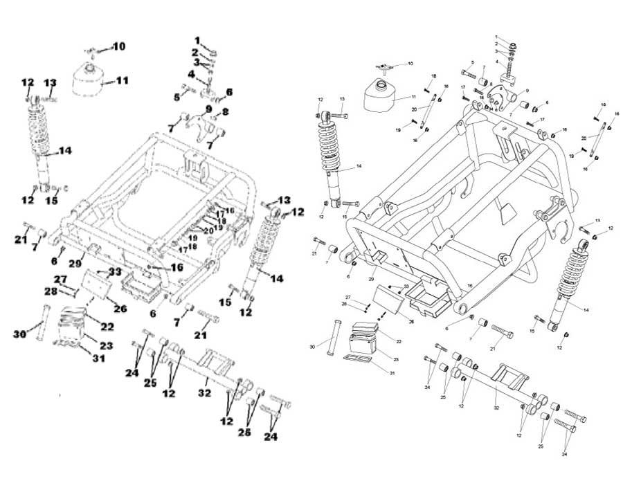 Hammerhead 150cc Go Kart Wiring Diagram