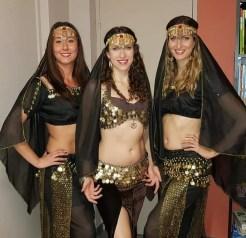 spectacle de danse fête de la Bugne