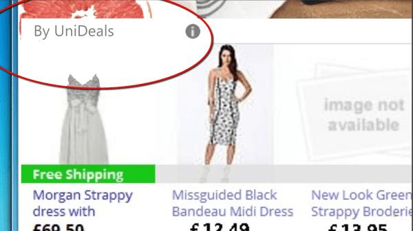 unideals ads