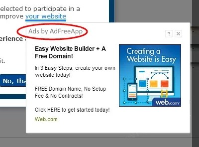 adfreeapp ads