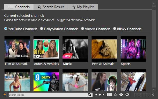 PlayThru Player ads