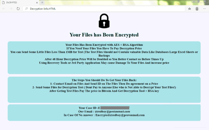 voidcrypt ransomware