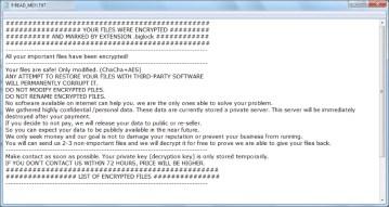 .biglock Ransomware
