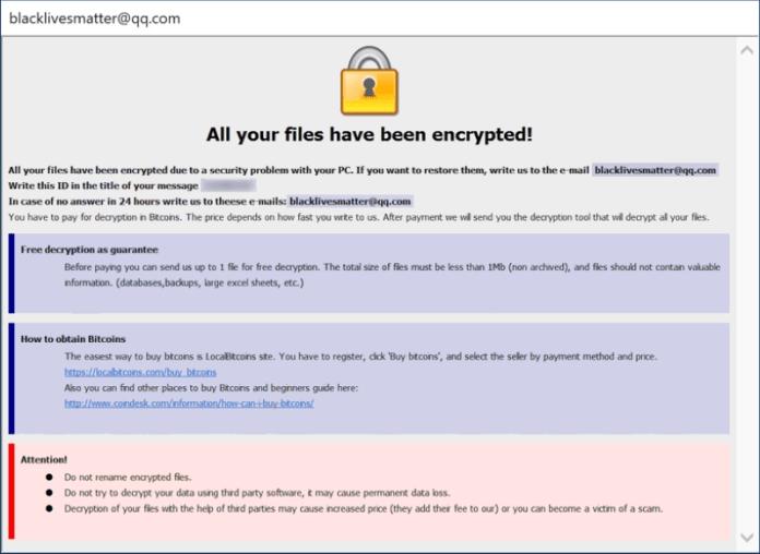 dharma-blm ransomware