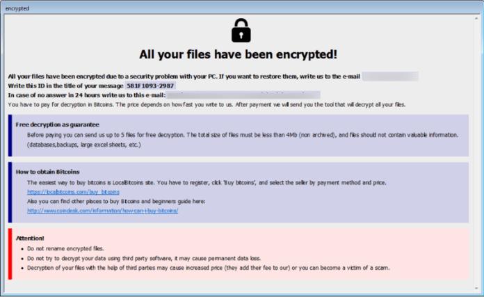 phobos-acuff ransomware