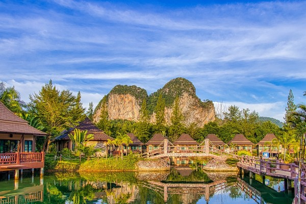 Visiting Places in Thailand