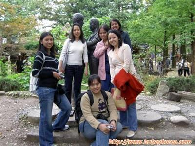 us with the stars of winter sonata