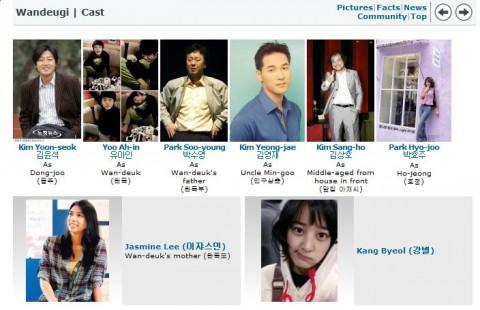 Wandeugi - starring Yoo Ah In with Jasmine Lee