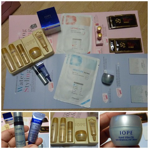 Freebies from Aritaum