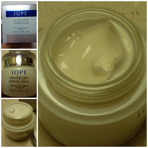 IOPE Whitegen Intense Cream