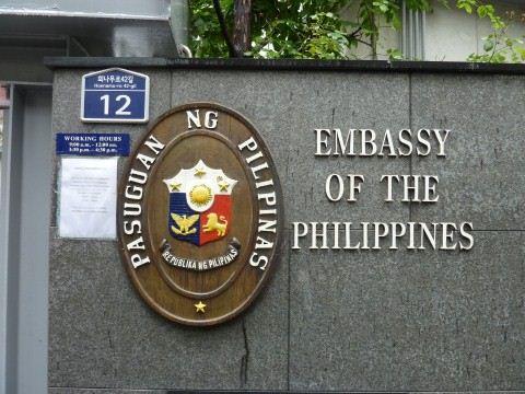 Philippine Embassy In Seoul