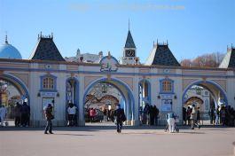 Everland's entrance gate