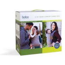 BOBA BOX draagzak 4G + rekbaar draagdoek