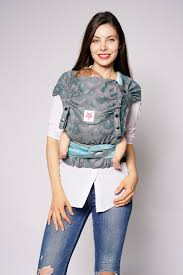 Kokadi Wrap Star Arielle Safir baby