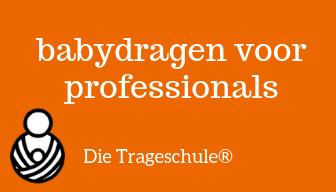 babydragen voor professionals Die Trageschule