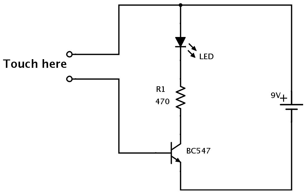 Simple Light Bulb Drawing