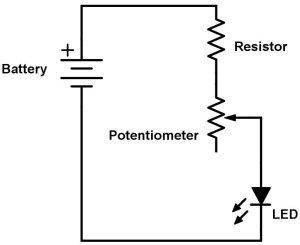 The Potentiometer And Wiring Guide  Build Electronic Circuits