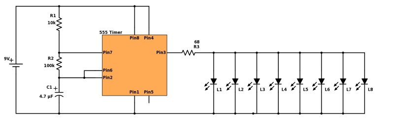 christmas tree led wiring schematic on led dimmer schematic, led  speaker, led bulb schematic