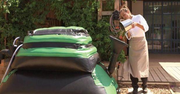 HomeBiogas devoile la prochaine genération de Home Digester © waste360