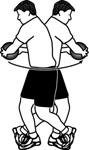 Medicine Ball Exercises: Standing Russian Twist